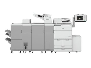 Image of Canon imageRUNNER ADVANCE DX 8705