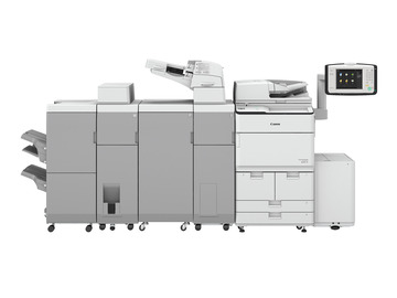 Image of Canon imageRUNNER ADVANCE DX 8786