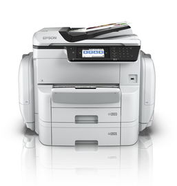 Image of Epson Workforce Pro WFC869 RDTWF