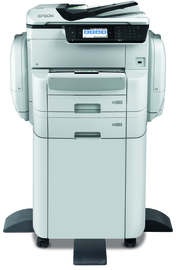 Image of Epson Workforce Pro WFC869 RDTWFC