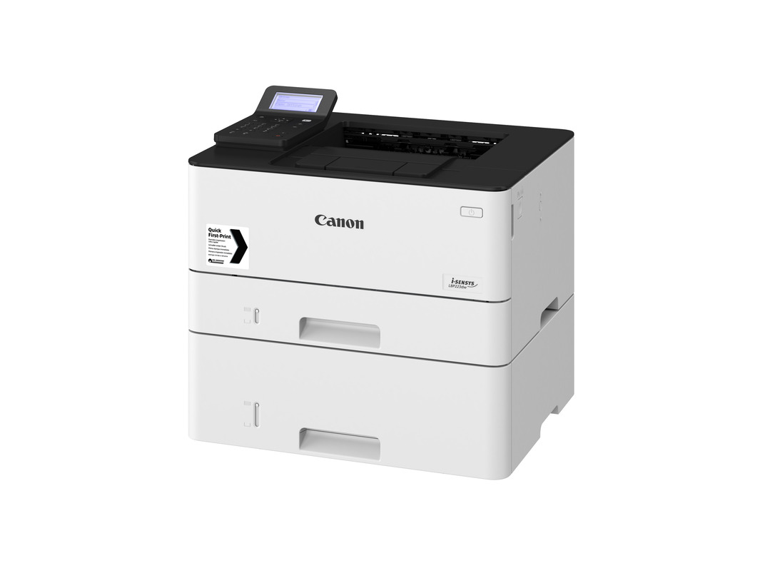 Canon i-SENSYS LBP226dw printer available ot lease or purchase.
