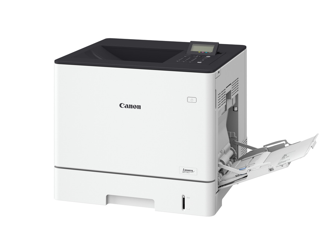 Canon i-SENSYS LBP712cx printer available ot lease or purchase.
