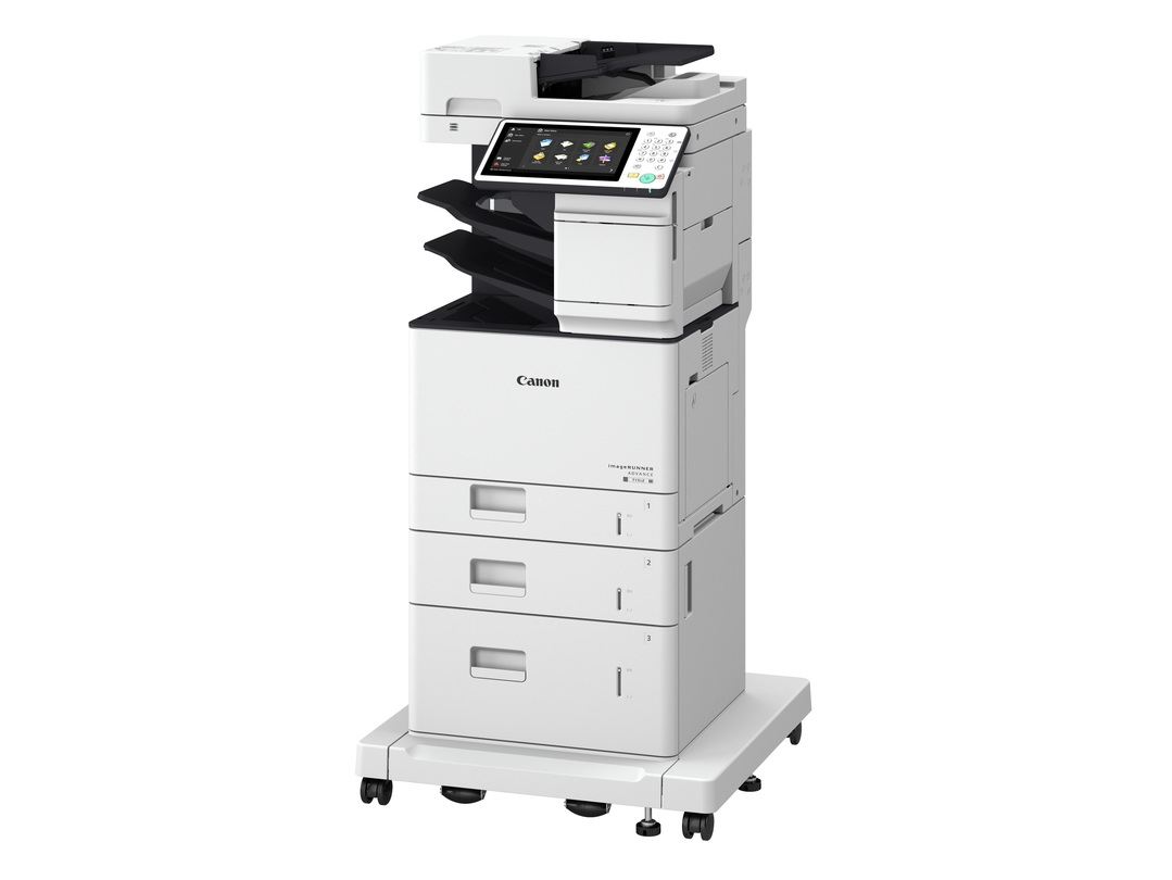 Canon imageRUNNER ADVANCE 525iZ III printer available ot lease or purchase.