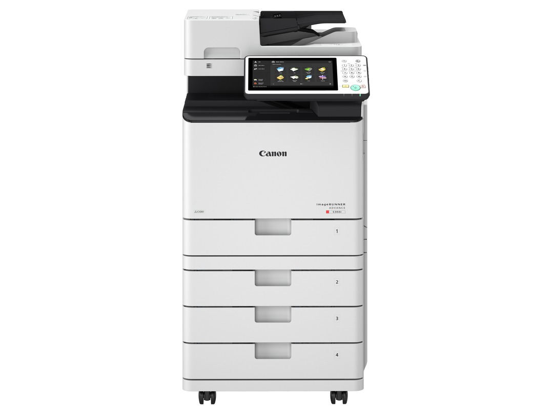 Canon imageRUNNER ADVANCE C256i printer available ot lease or purchase.