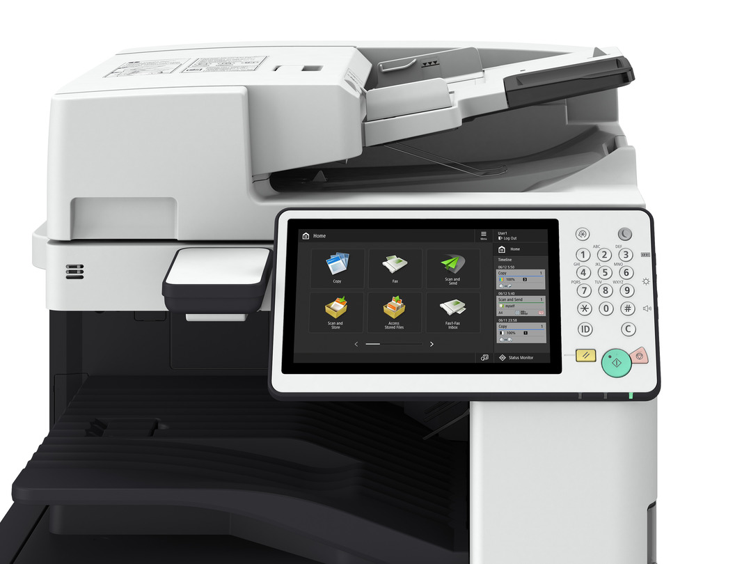 Canon imageRUNNER ADVANCE C5540i III printer available ot lease or purchase.