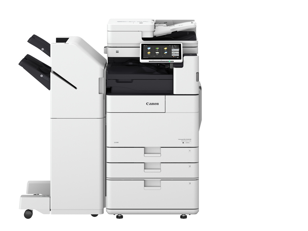 Canon imageRUNNER ADVANCE DX 4745i printer available ot lease or purchase.