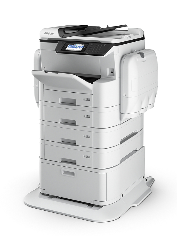 Epson Workforce Pro WFC869 RD3TWFC printer available ot lease or purchase.