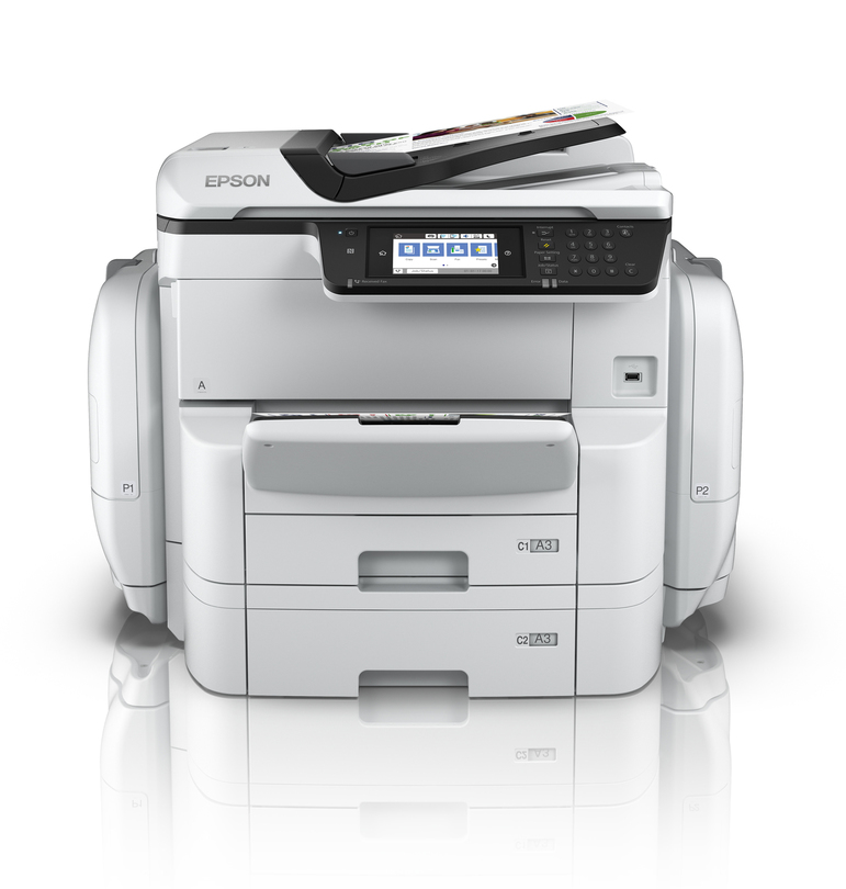 Epson Workforce Pro WFC869 RDTWFC printer available ot lease or purchase.