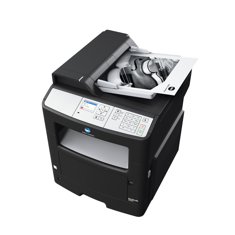 Konica Minolta Bizhub 3320 printer available ot lease or purchase.