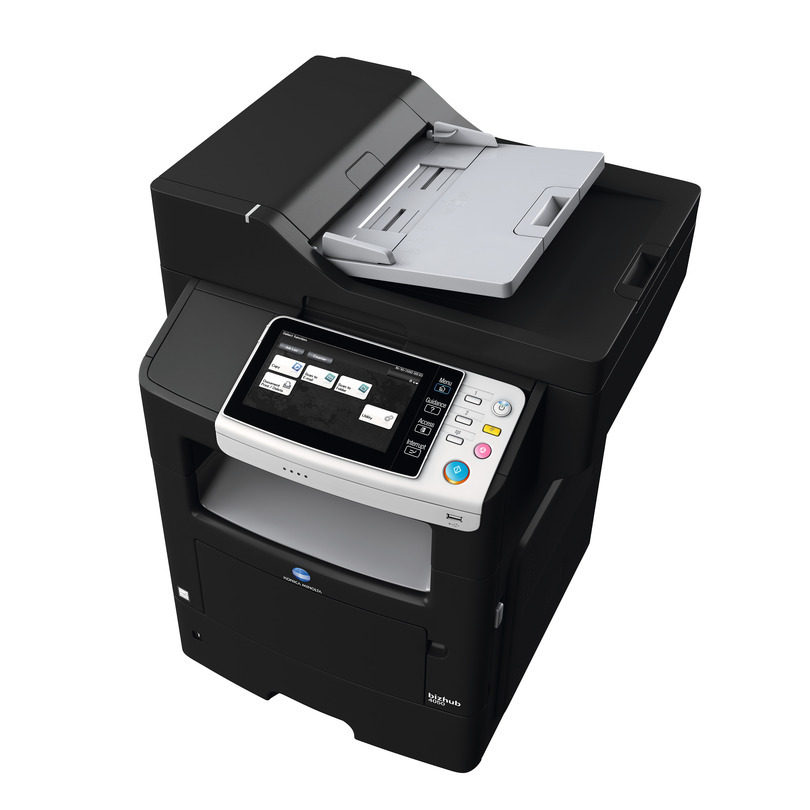 Konica Minolta Bizhub 4050 printer available ot lease or purchase.