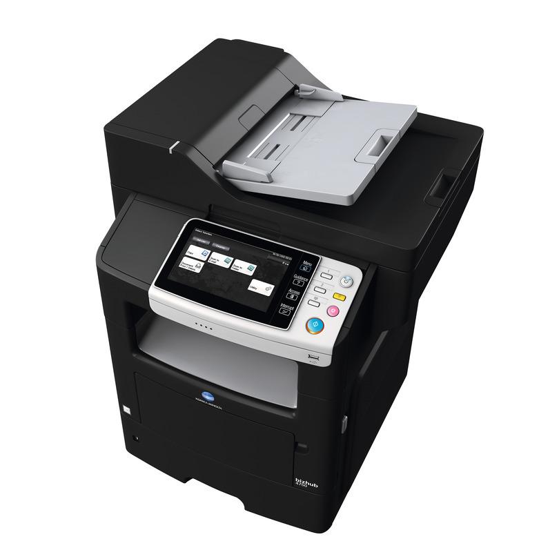Konica Minolta Bizhub 4750 printer available ot lease or purchase.