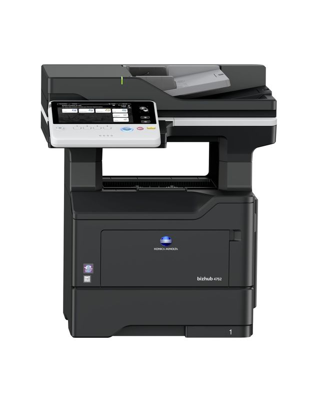 Konica Minolta Bizhub 4752 printer available ot lease or purchase.