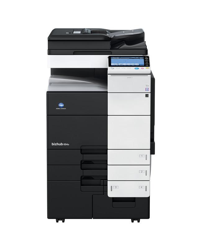 Konica Minolta Bizhub 654e printer available ot lease or purchase.