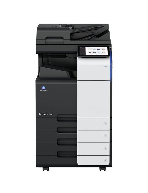 Konica Minolta Bizhub C250i printer available ot lease or purchase.