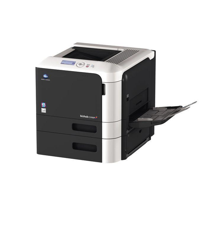 Konica Minolta Bizhub C3100P printer available ot lease or purchase.
