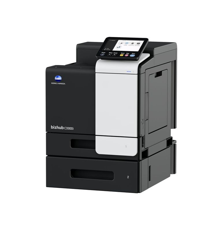 Konica Minolta Bizhub C3300i printer available ot lease or purchase.