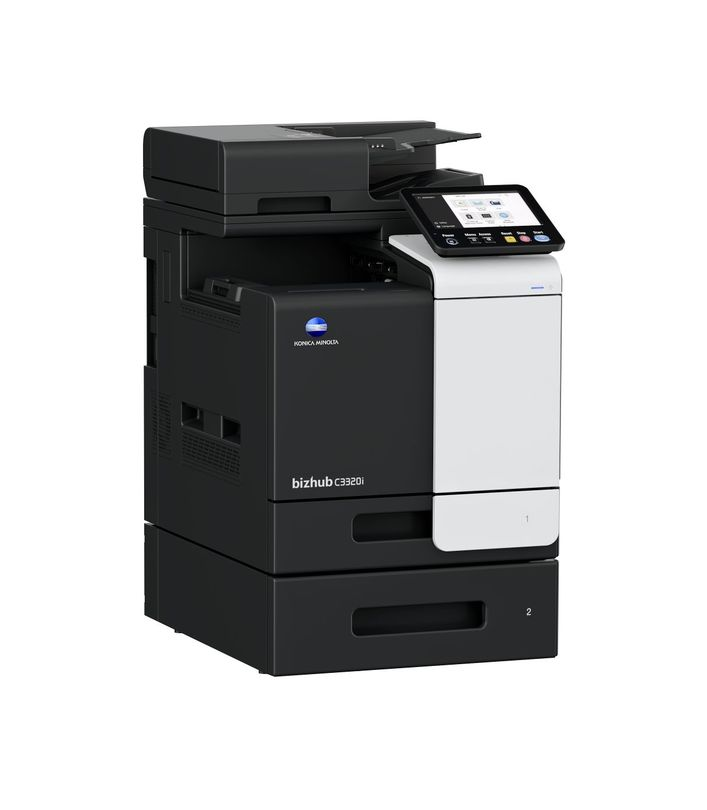 Konica Minolta Bizhub C3320i printer available ot lease or purchase.