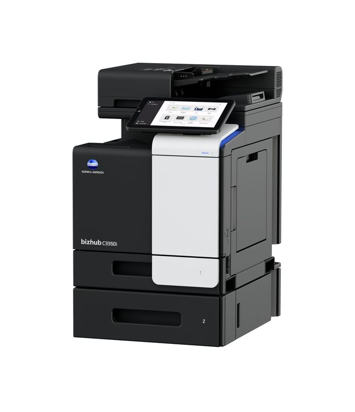 Konica Minolta Bizhub C3350i printer available ot lease or purchase.