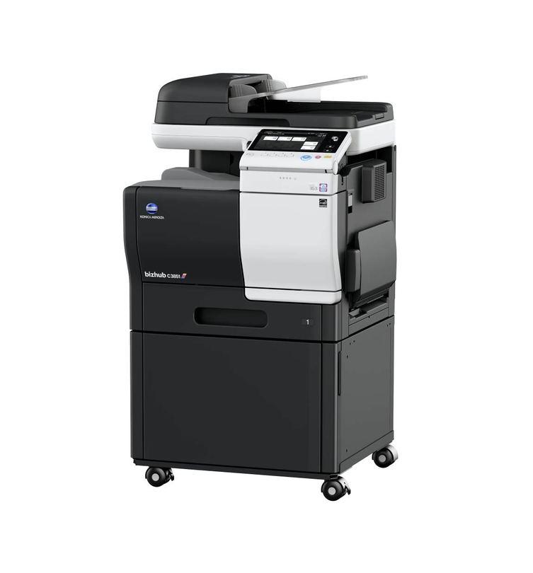 Konica Minolta Bizhub C3851 printer available ot lease or purchase.