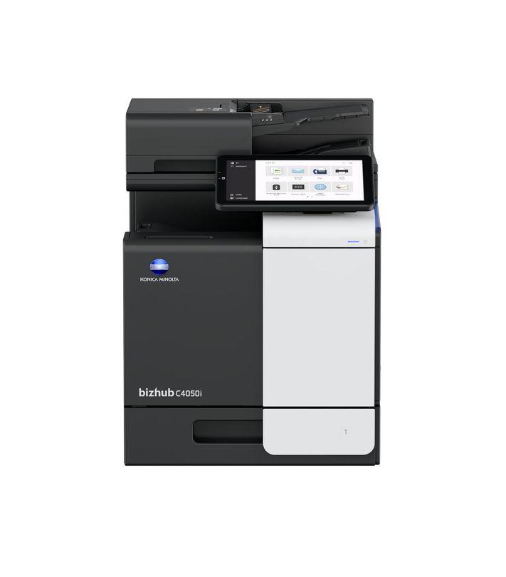Konica Minolta Bizhub C4050i printer available ot lease or purchase.