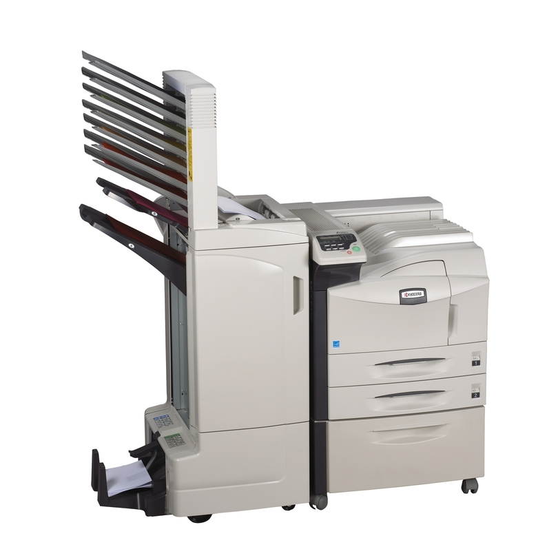 Kyocera ECOSYS FS-9530DN printer available ot lease or purchase.