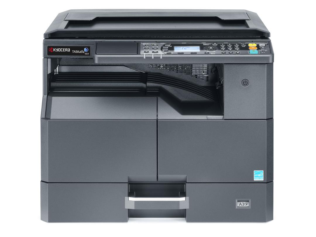 Kyocera TASKalfa 1801 printer available ot lease or purchase.