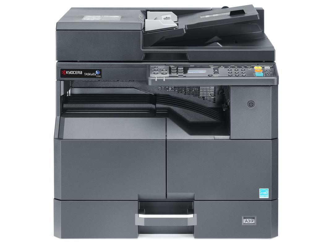 Kyocera TASKalfa 2200 printer available ot lease or purchase.