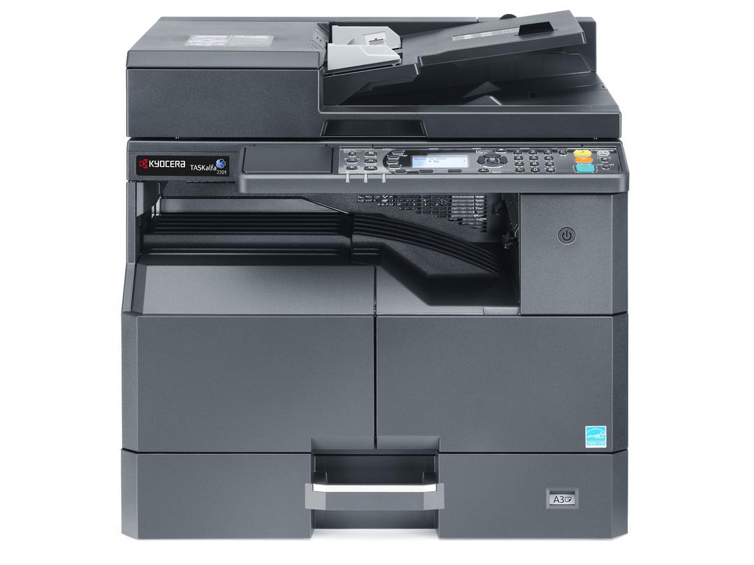 Kyocera TASKalfa 2201 printer available ot lease or purchase.