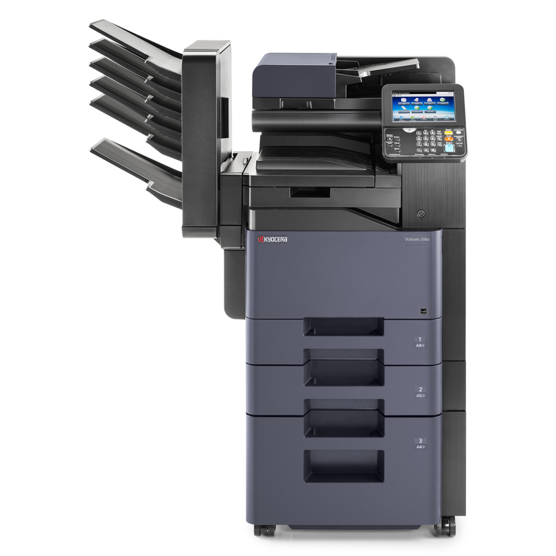 Kyocera TASKalfa 308ci printer available ot lease or purchase.