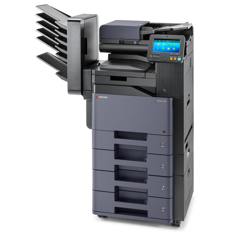 Kyocera TASKalfa 358ci printer available ot lease or purchase.
