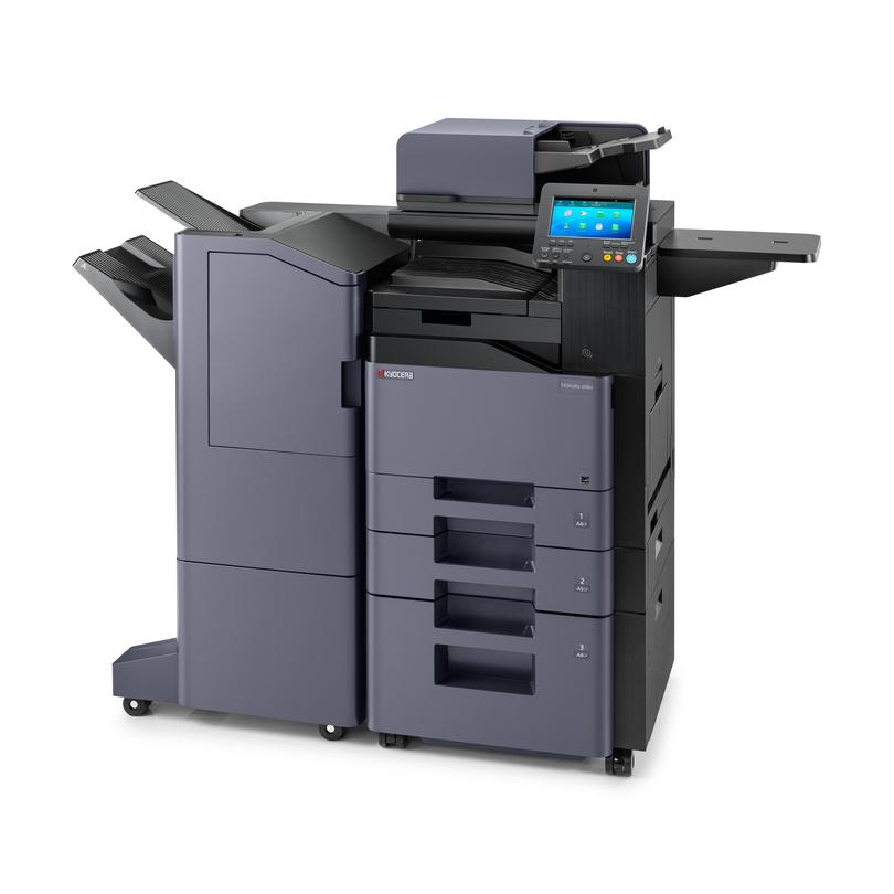 Kyocera TASKalfa 408ci printer available ot lease or purchase.