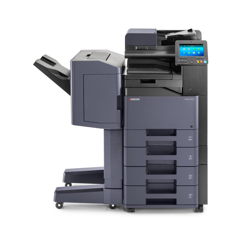 Kyocera TASKalfa 508ci printer available ot lease or purchase.