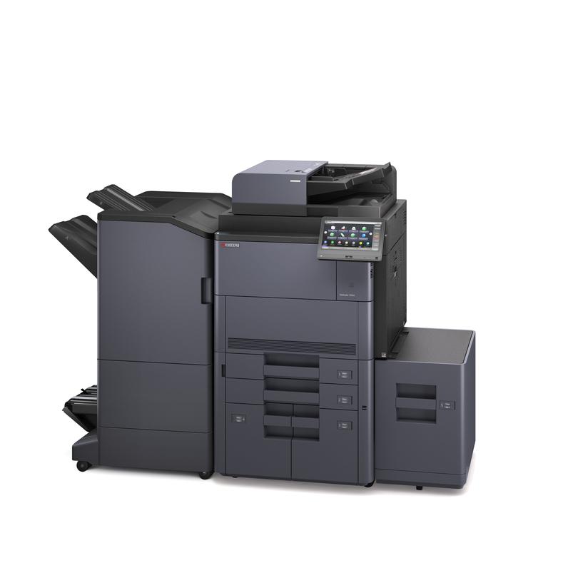 Kyocera TASKalfa 7353ci printer available ot lease or purchase.