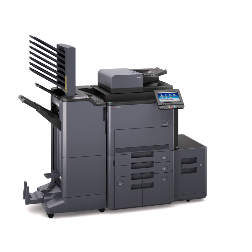 Kyocera TASKalfa 8052ci printer available ot lease or purchase.