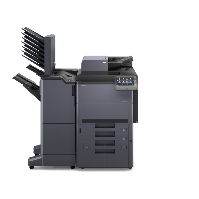 Kyocera TASKalfa 8353ci printer available ot lease or purchase.